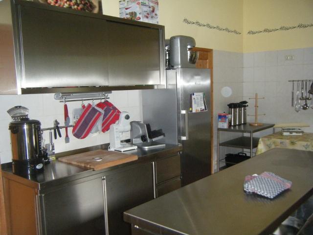 ferienhof ebenmühle » großküche - Geschirrspüler Großküche